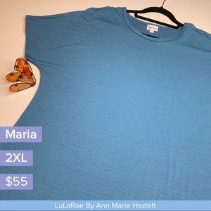 LuLaRoe Maria 2XL
